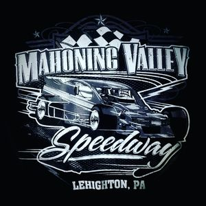 Custom shirts... support your local racetrack!!